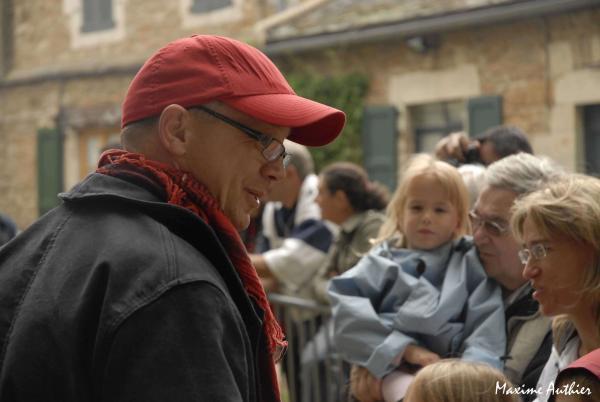 Démonstration à Montrozier 2009