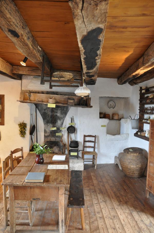 Visite de la maison de Jean-Henri Fabre