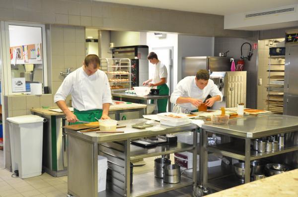 Dégustation au restaurant de Sébastien et Michel BRAS