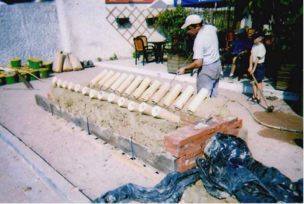 Tatara en Nontron en 2003