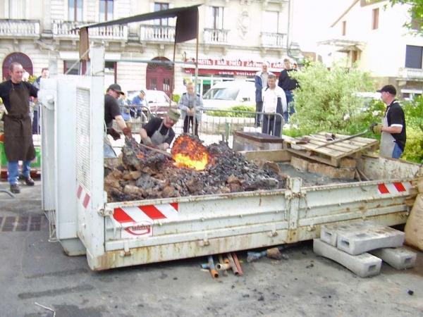 Tatara à Capdenac en 2006