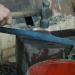 Forge d'un katana à Fers et Lames 2012