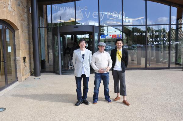 Bienvenu en Aveyron