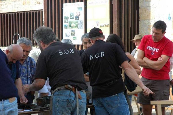 Tatara à Bozouls en 2006