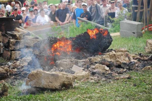 Tatara à Campuac en 2008