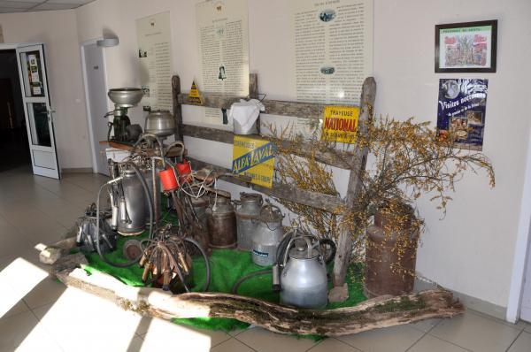 Visite de la Fromgerie Jeune Montagne à Laguiole